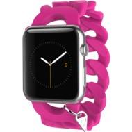 case-mate Turnlock Strap Apple Watch 38mm, Shocking Pink