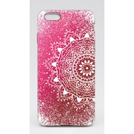 "Caseez Back Case ""Grunge Mandala"" für Apple iPhone 6/  6S"