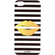 "Caseez Back Case ""Kiss Gold"" für Apple iPhone 5/ 5S/ SE"