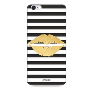 "Caseez Back Case ""Kiss Gold"" für Apple iPhone 6/ 6s"