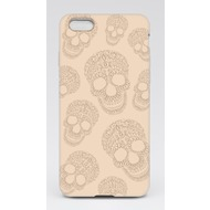 "Caseez Back Case ""Nude Skulls"" für Apple iPhone 6/  6S"