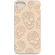 "Caseez Caseez Back Case ""Nude Skulls"" für Apple iPhone 7"