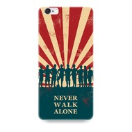 "Caseez Back Case ""Never Walk Alone"" für Apple iPhone 6/ 6S"