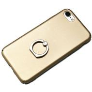 Caseez Holder Case mit Fingerring für Apple iPhone 7, Gold