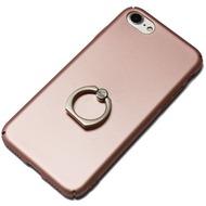 Caseez Holder Case mit Fingerring für Apple iPhone 7 Rosegold