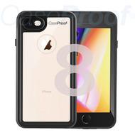 CASEPROOF Pro for iPhone 7/ 8 schwarz