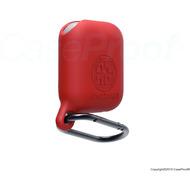 CASEPROOF Waterproof AirPods Case red