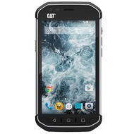 Caterpillar CAT S40 Dual-SIM black-silver