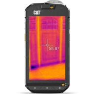 Caterpillar CAT S60, schwarz mit Vodafone Red L Sim Only Vertrag
