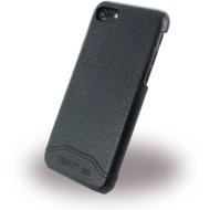 Cerruti 1881 Leder Hardcover - Apple iPhone 7 - Schwarz