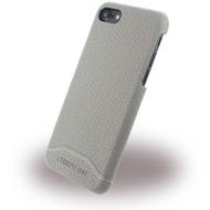 Cerruti 1881 Leder Hardcover - Apple iPhone 7 - Taupe
