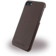 Cerruti 1881 Leder Hardcover - Apple iPhone 7 - Braun