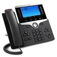 Cisco IP Phone 8841 - VoIP-Telefon - SIP, RTCP, RTP, SRTP, SDP - 5 Leitungen