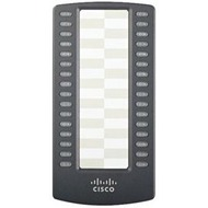 Cisco Small Business Erweiterungsmodul SPA500S - 32 Tasten - für SPA50xG IP Telefone