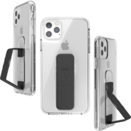 CLCKR Clear Gripcase FOUNDATION for iPhone 11 Pro Max clear/ black