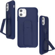 CLCKR Gripcase FOUNDATION for iPhone 11 blue