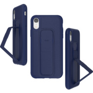 CLCKR Gripcase FOUNDATION for iPhone XR blue