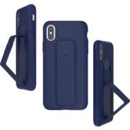 CLCKR Gripcase FOUNDATION for iPhone X/ Xs blue