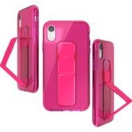 CLCKR Gripcase Neon Seasonal FW19 for iPhone XR neon pink