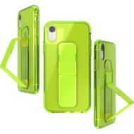 CLCKR Gripcase Neon Seasonal FW19 for iPhone XR neon yellow