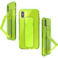 CLCKR Gripcase Neon Seasonal FW19 for iPhone X/ Xs neon yellow