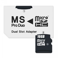 connect IT Adapterkit connect IT MS PRO DUO Micro SDHC Dual Slot