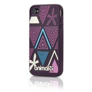 Contour Design Softcase Animal Owl iPhone (4), schwarz