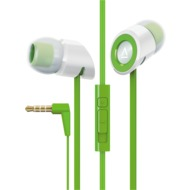 Creative In-Ear Stereo Headset Hitz MA350, grün-weiß