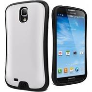 Cygnett HardCase FitGrip Samsung Galaxy S4, weiß