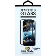 Cyoo Displayschutzglas für Apple iPhone XR, Schwarz