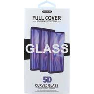 Cyoo Displayschutzglas Panzerfolie Glas 5D für Huawei P30 Pro, Schwarz