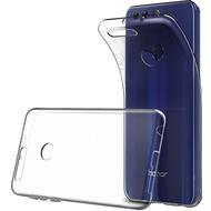 Cyoo Ultra Dünn Silikon Case für Huawei Honor 8, Transparent