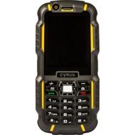 Cyrus Outdoor Handy CM15 Dual Sim, schwarz