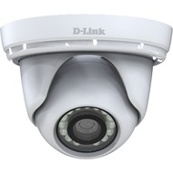 D-Link PoE Mini Dome Vigilance Full HD Outdoor Cam - (DCS-4802E)