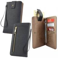 Fontastic Universal Tasche Diary Lift Tiran 2XL, schwarz