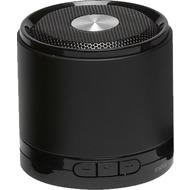Denver Bluetooth Lautsprecher mit integriertem Akku, black