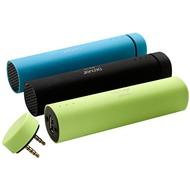 Denver BPB-100C Bluetooth-Lautsprecher & Powerbank, 4.000mAh, blau
