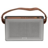 Denver BTS-200, Bluetooth Lautsprecher mit AUX, schwarz