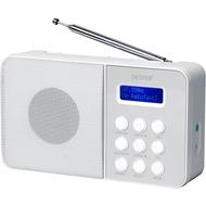 Denver DAB-33 DAB+ Radio, weiß