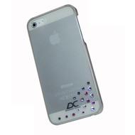 Diamond Cover Comet für iPhone 5/ 5S/ SE, transparent