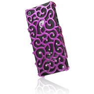 Diamond Cover Crystal Bling für iPhone 5/ 5S/ SE, pink