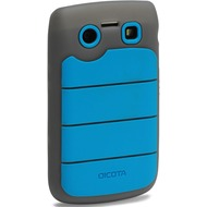 "Dicota Smartphone Cases for BlackBerry® 9700,9780 ""Bold"" Silicone Case Handyhülle 6 cm black"