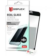 Displex Real Glass 3D Apple iPhone 6/ 7/ 8 Plus schwarz Case-Friendly