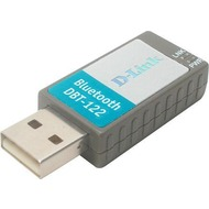 D-Link Blue USB Adapter, USB 1.1, (DBT-122)