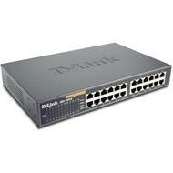 D-Link 24-Port NWay Desktop Workgroup Switch, (DES-1024D)