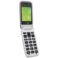 Doro 2414 - stahl-silber mit Vodafone Vertragsverlängerung Smart L Basic Vertrag