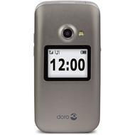 Doro 2424 - champagner-silber mit Vodafone Vertragsverlängerung Smart L Basic Vertrag
