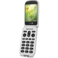 Doro 6050, graphit-weiß mit Vodafone Vertragsverlängerung Smart L Basic Vertrag