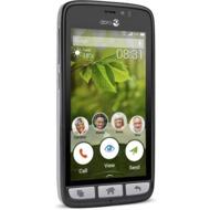 Doro 8031, schwarz-stahl mit Vodafone Red S +5 Vertrag