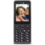 Doro PhoneEasy 509, graphit